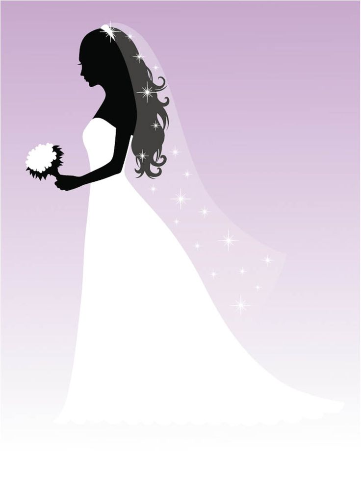 1000+ images about bride clipart on Pinterest.