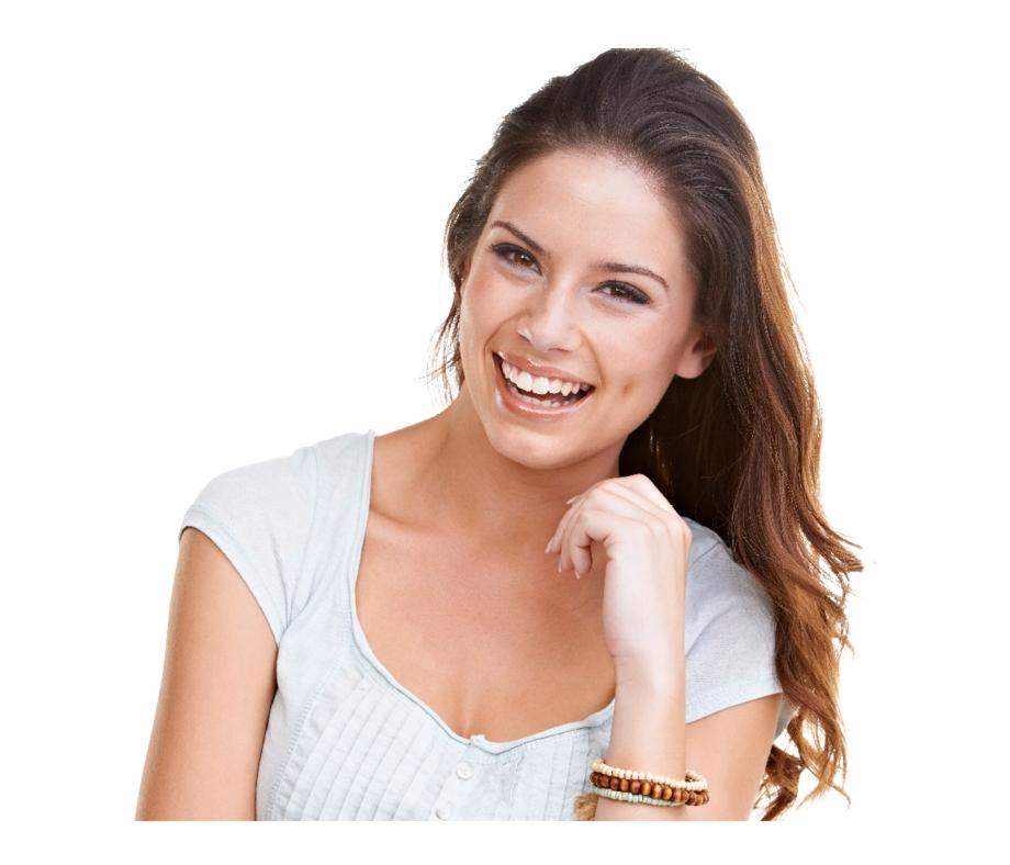 Girl Smile Png Pic.