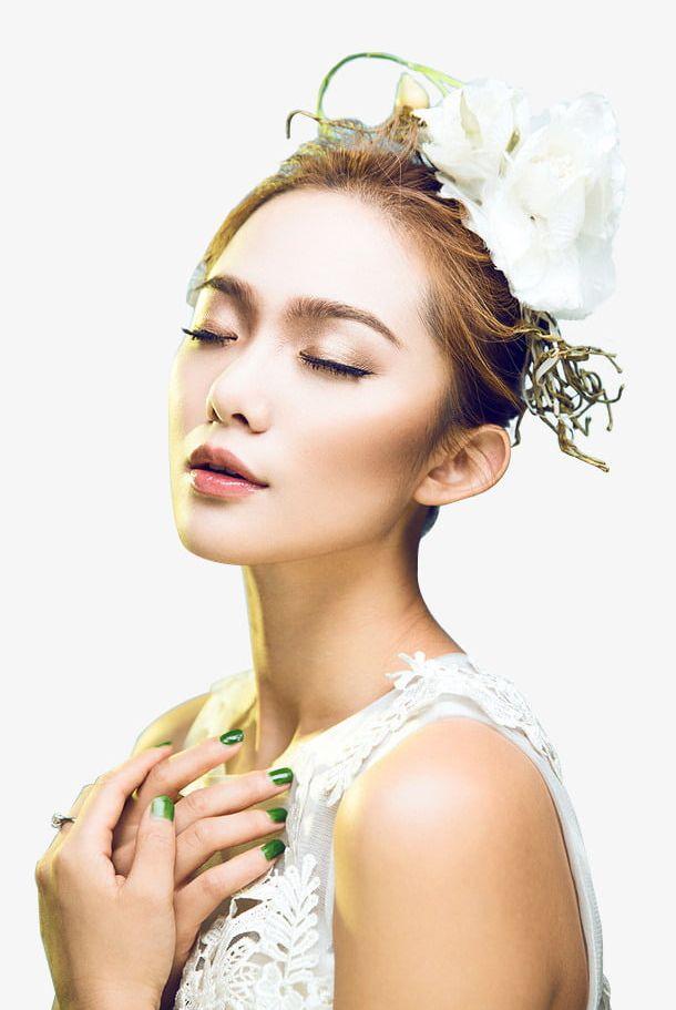 Beautiful Beautiful Woman Face Closeup PNG, Clipart, Beautiful.