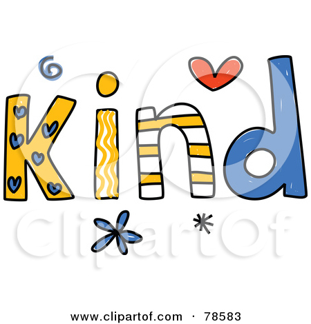 Beautiful Wording Clipart.