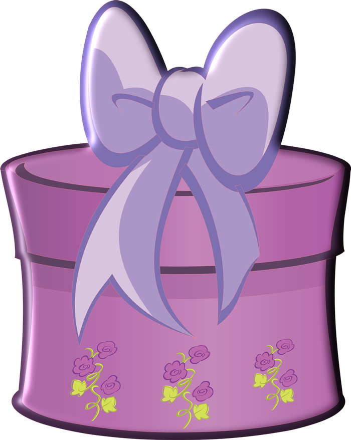 T clipart graphics of beautifully wrapped presents.