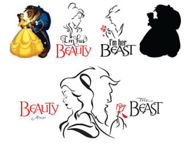 Beast clipart beauty and the beast free clip art jpg.