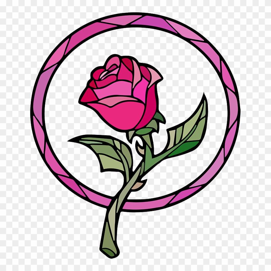 Rose Clipart Disney.