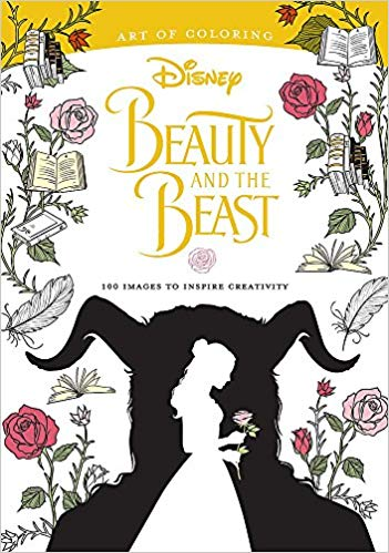 Amazon.com: Art of Coloring: Beauty and the Beast: 100 Images to.