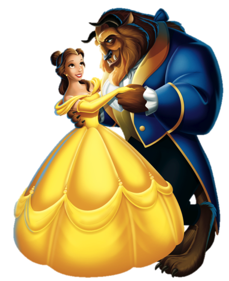 Download Beauty And The Beast Clipart HQ PNG Image.