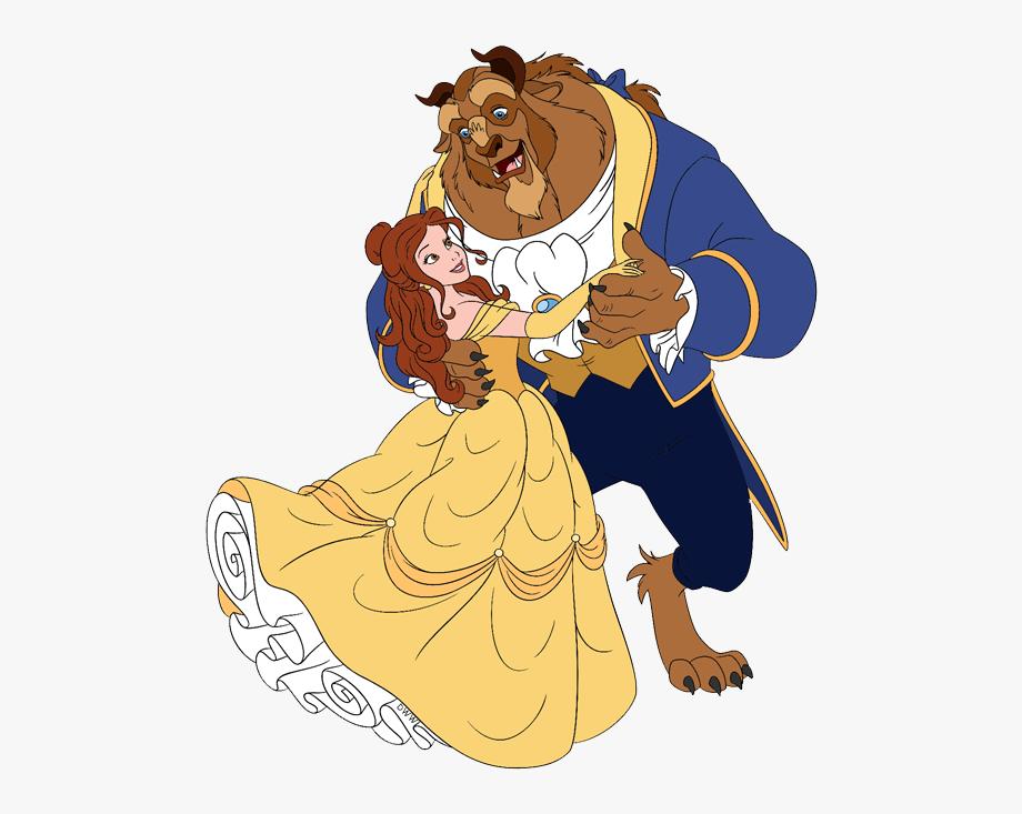 Beast Belle, Beast Dancing.