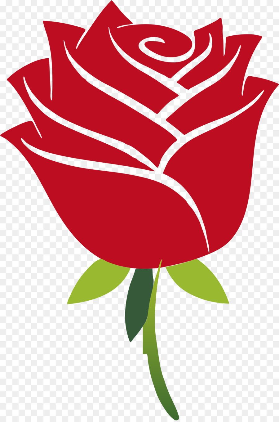 Free Beauty And The Beast Rose Silhouette, Download Free Clip Art.
