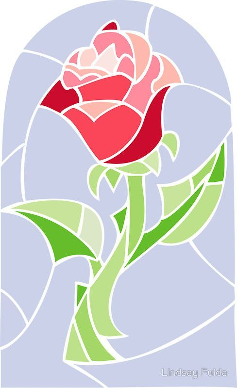 Beauty and the beast rose clipart 3 » Clipart Portal.