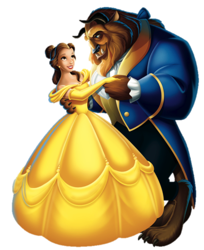 Download Free png Beauty And The Beast PNG Clipart.