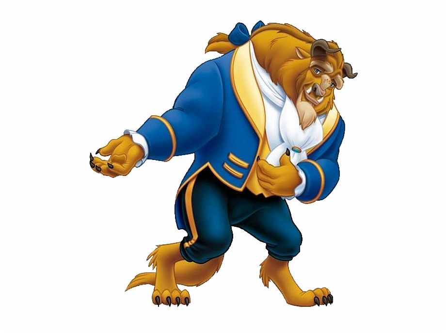 Beauty And The Beast Beast Png.