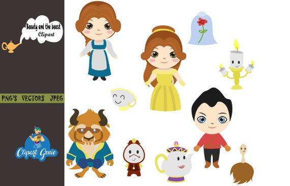 Beauty and the beast clipart, Gaston clipart, Beast clipart, Beast clip  art, Belle clipart, Princess Belle clipart, Teapot clipart, Belle.
