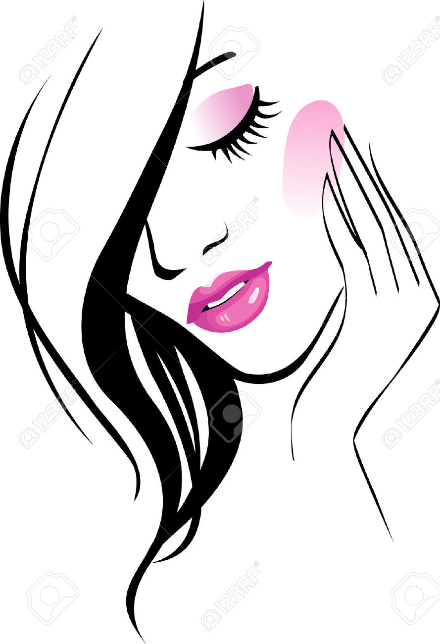 Beauty Clip Art Free.