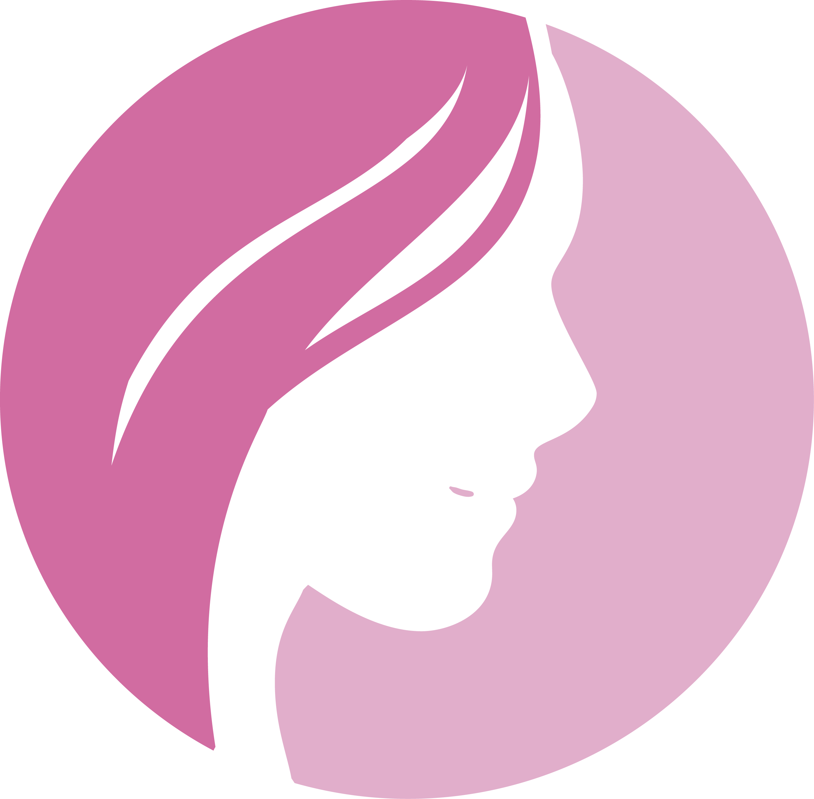 Download Logo Woman Center Beauty Women'S Free Download Image.