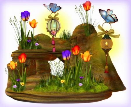 On the Beauty of Nature Clip Art.