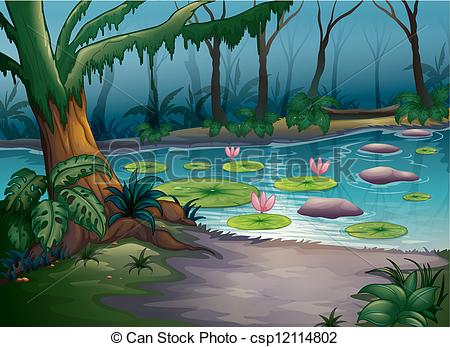Beauty of nature clipart.