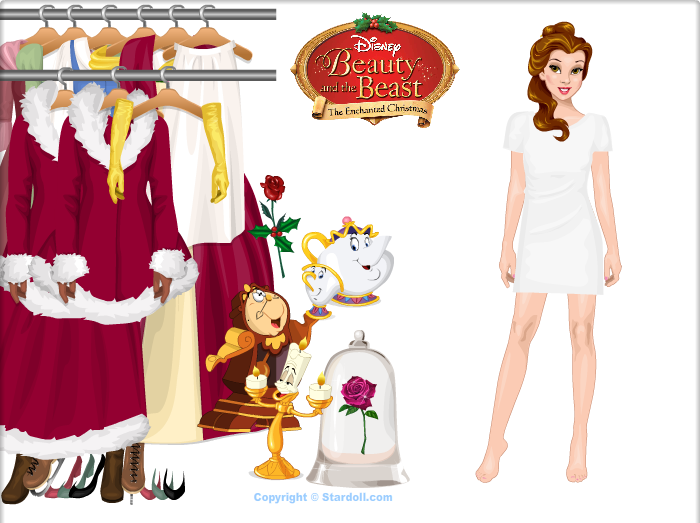 Sweet With Street: Hidden Beauty and the Beast Dolls.