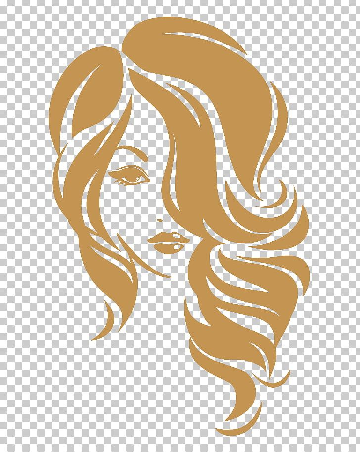 Beauty Parlour Hairstyle Logo PNG, Clipart, Art, Artificial Hair.