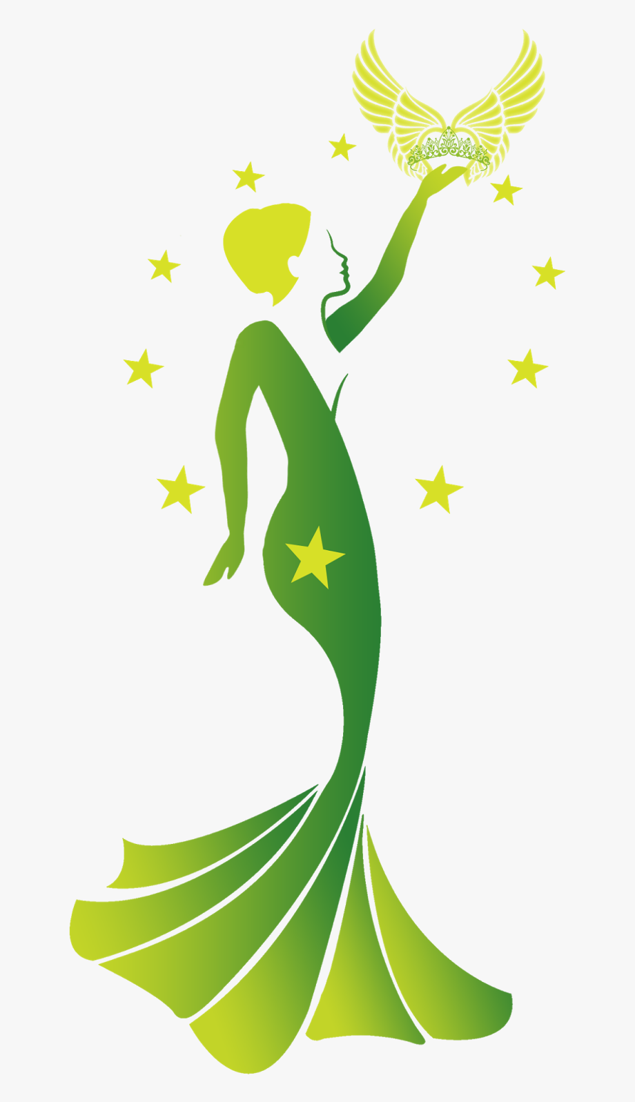 Beauty Pageant Logo.
