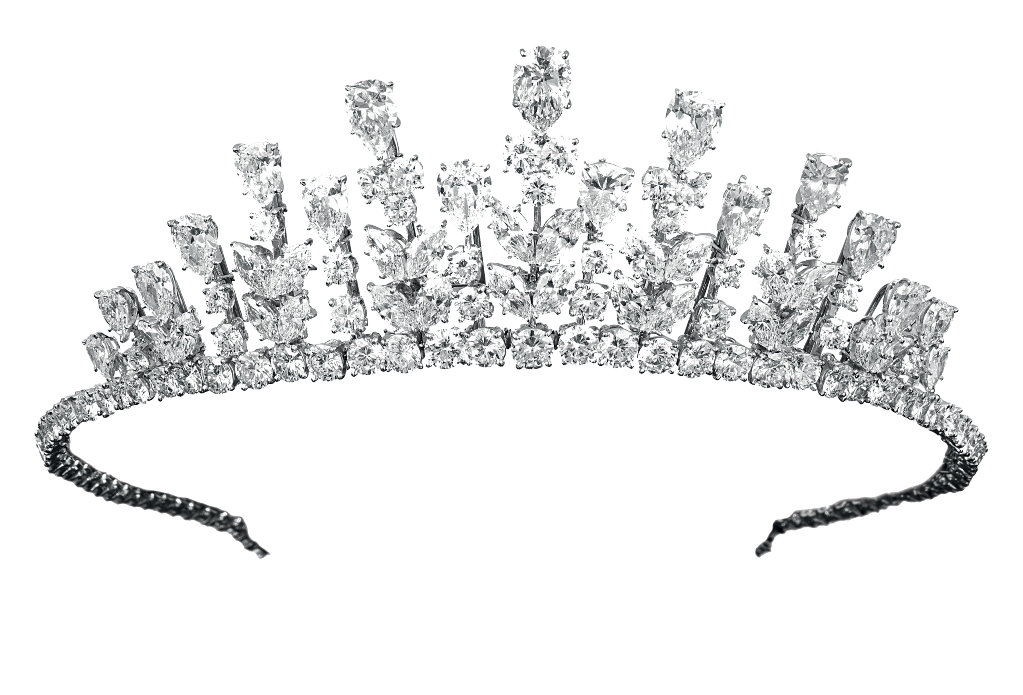 Beauty Pageant Crown Png.