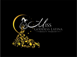 Logo for a Latina Beauty Pageant.