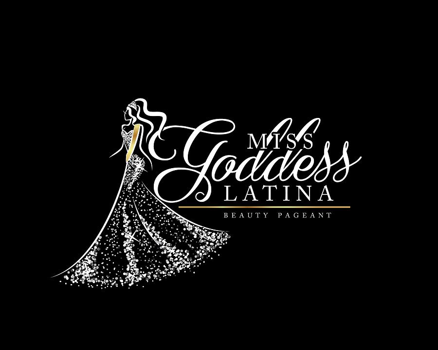 Serious, Modern Logo Design for Miss Goddess Latina.