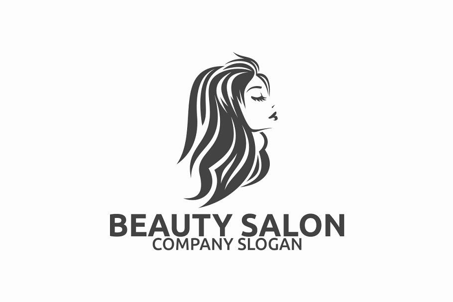 Beauty Salon Logo.