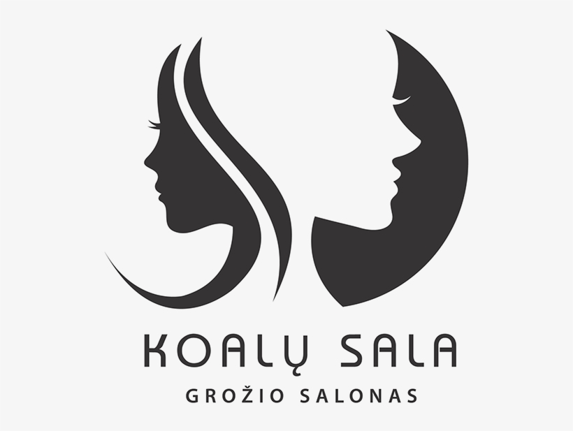 Beauty Salon Logo Redesign On Behance Beauty Salon.