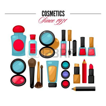 25,538 Beauty Products Stock Vector Illustration And Royalty Free.