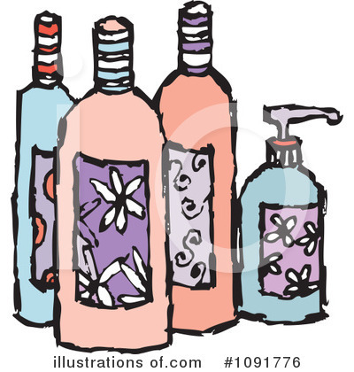 Clipart beauty products.
