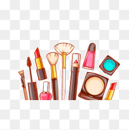 Beauty Products Png, Vector, PSD, and Clipart With Transparent.