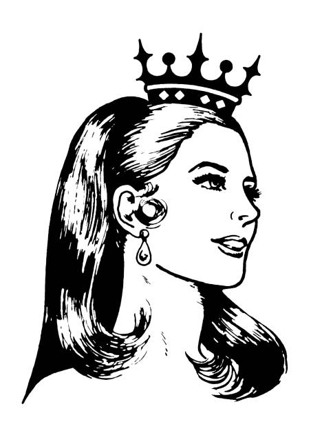 Best Beauty Pageant Illustrations, Royalty.