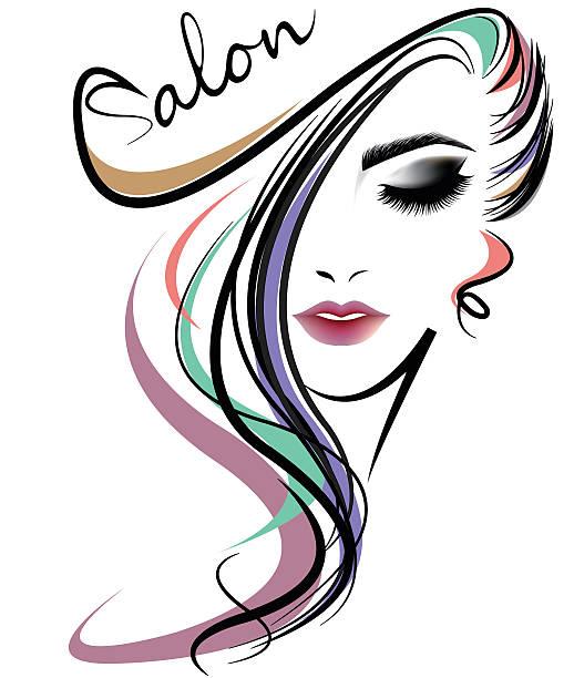 Best Hair Salon Illustrations, Royalty.