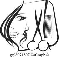 Hair Salon Clip Art.