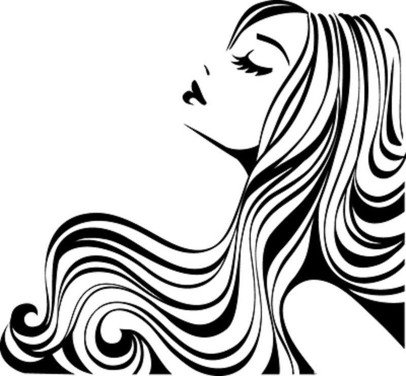 Free Beauty Salon Clipart 16.
