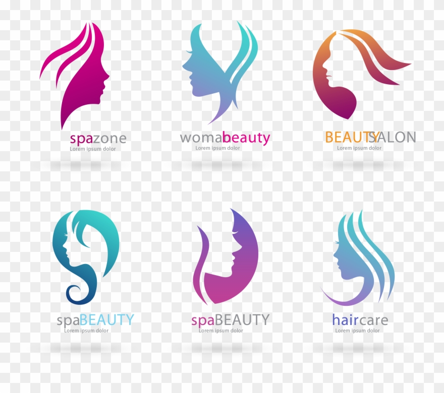 Beauty Salon Vector.