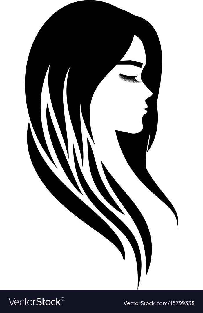 Logo for a beauty salon or procedures for hair.