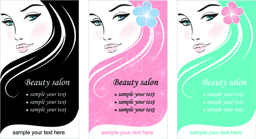 Beauty salon logo design free vector download (78,238 Free vector.