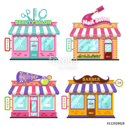 Beauty shop clipart 6 » Clipart Station.