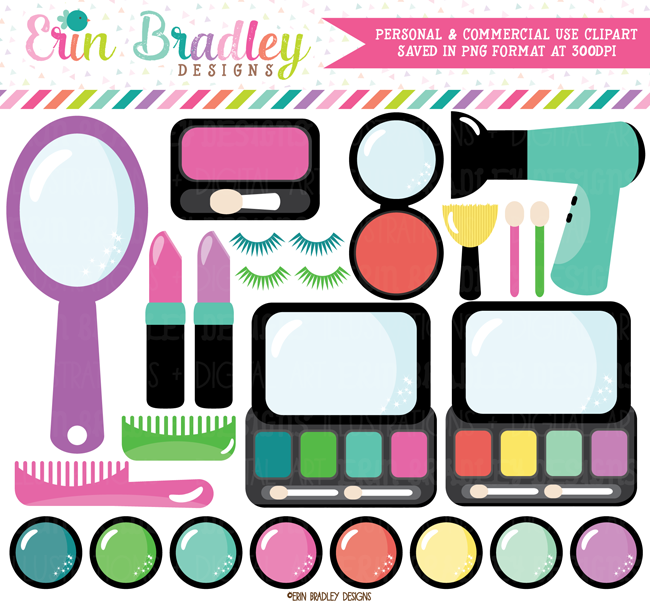 Beauty Shop Clipart.