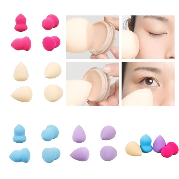 Makeup Sponge Blender Blending Powder Smooth Puff Flawless Beauty.