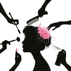 Collection of 14 free Salon clipart beauty treatment bill clipart.