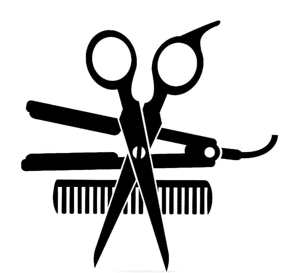 Beauty clipart hair stylist, Beauty hair stylist Transparent FREE.