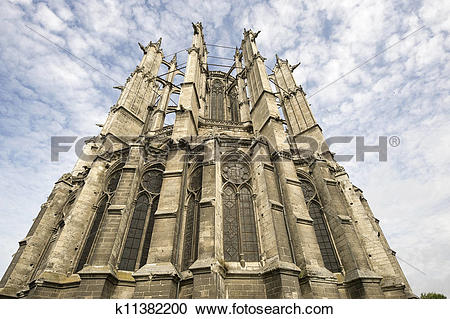 Stock Photography of Beauvais (Picardie).