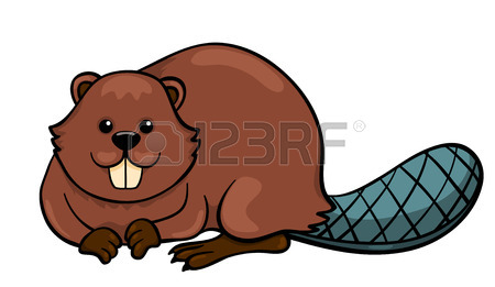 beaver clipart #26.