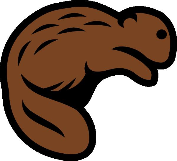 Beaver Clip Art at Clker.com.