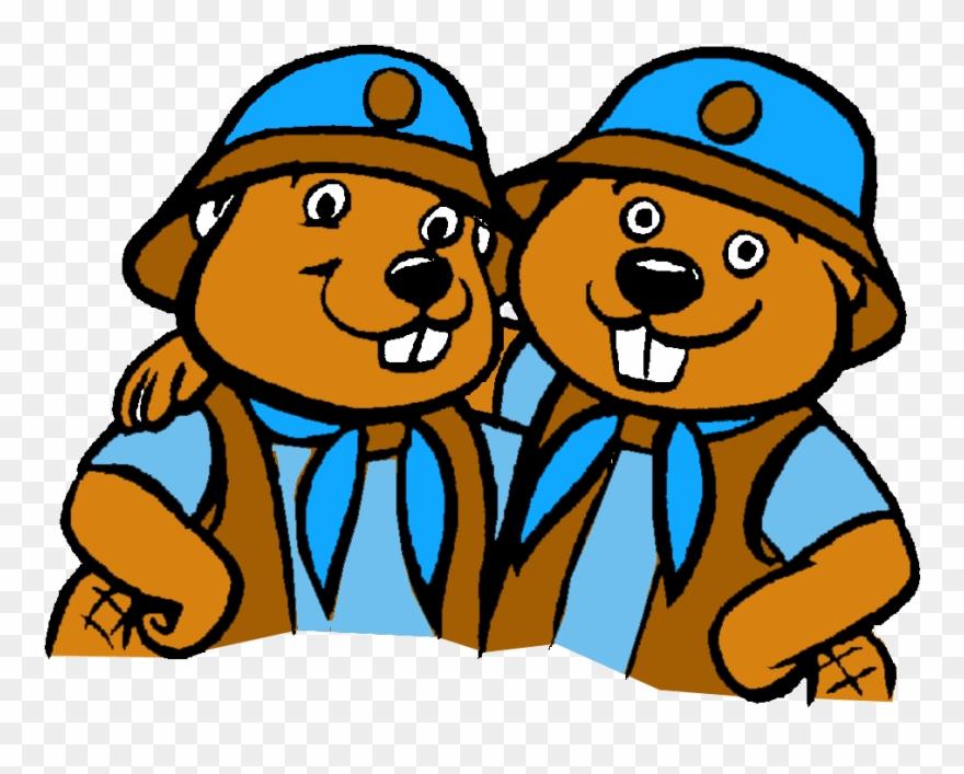 Beaver Scouts Canada Logo Clipart (#1573653).