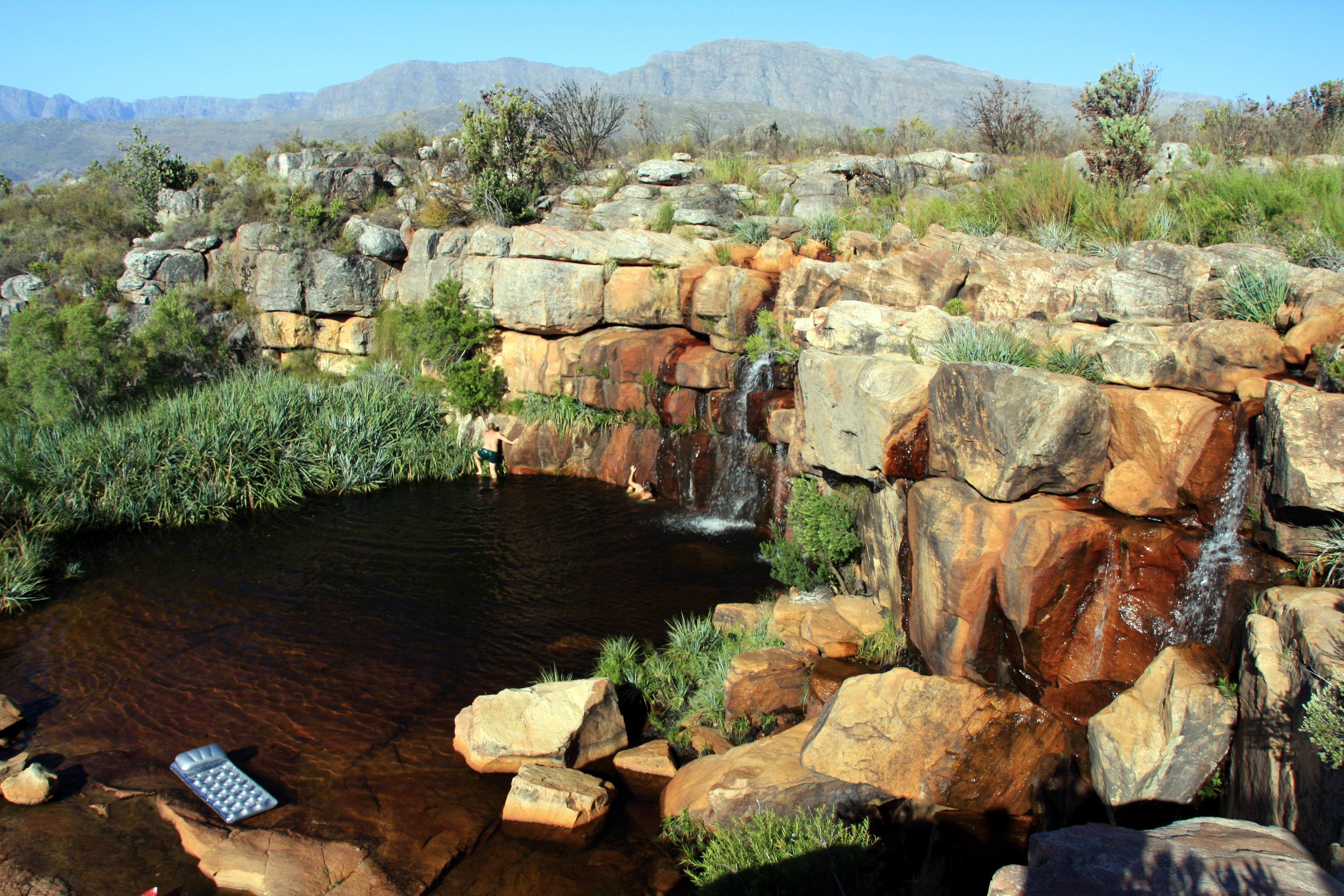 Road to Beaverlac Mapio.net.