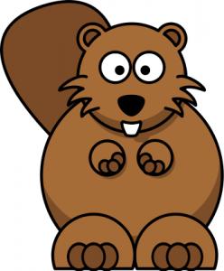 Beaver 2 Clip Art Download.