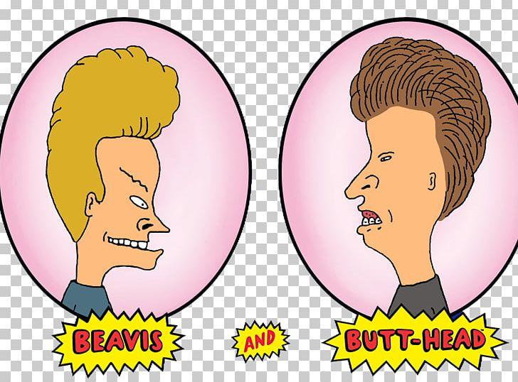 Beavis And Butt.