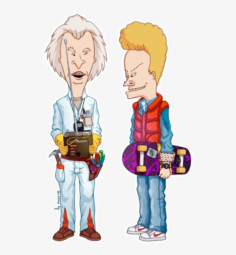 Beavis And Butthead Png.